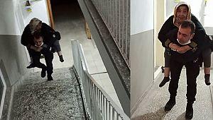 Bakan Soylu'nun paylaştığı polis memuru o anı anlattı
