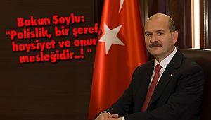 Bakan Soylu :