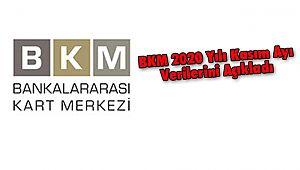 BKM 2020 Yılı Kasım Ayı Verilerini Açıkladı