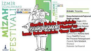 Charlie Hebdo Dergisinin Plantu'su İzmir Belediyesinin 'Onur Konuğu'