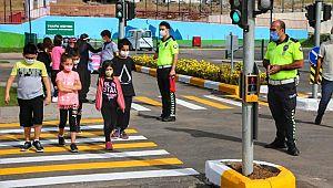 Çocuklara Trafik Eğitim Parkı Müjdesi