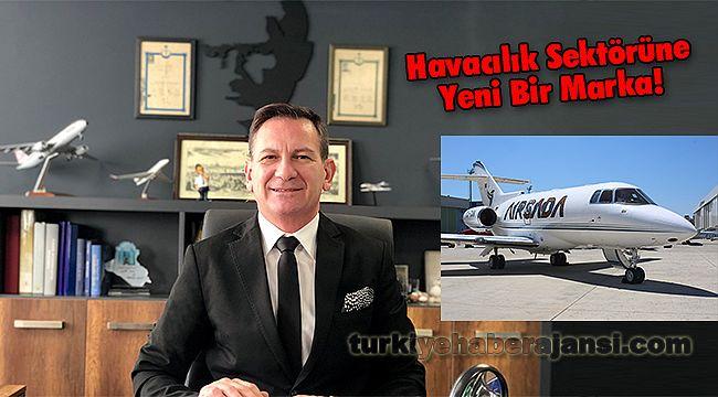 Havacılık Sektörüne Yeni Bir Marka!