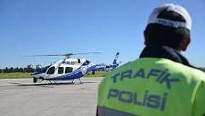 Havadan Trafik Denetimlerinde Sürücülere CEZA Yağdı