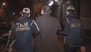 İstanbul'da 35 Şüpheli Gözaltına Alındı!