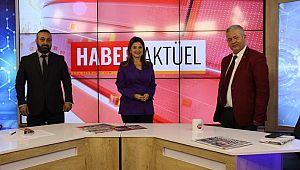 İzmir TUMED Başkanı Yalçın TV Programına Konuk Oldu