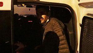 Kısıtlamayı İhlal Edip Polisten Kaçtı, Yakalanınca İtiraf