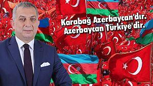 Külünk; 'Karabağ Azerbaycan'dır. Azerbaycan Türkiye'dir'