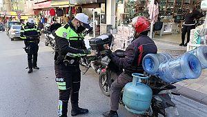 Kural Tanımaz 4 bin 769 Motosiklet Sürücüsüne CEZA
