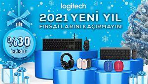 Logitech'ten Yılbaşına Özel Kampanya!