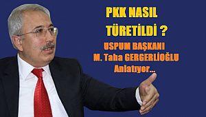PKK NASIL TÜRETİLDİ ?