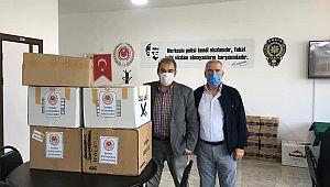 Polis Derneği'nden Depremzede Meslektaşlarına YARDIM ELİ