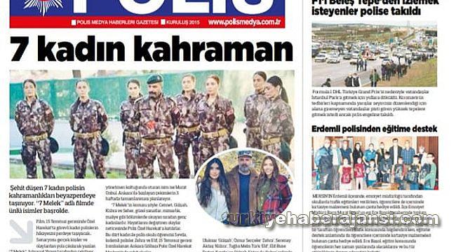 Polis Medya Gazetesi Aralık Sayısı Beğenildi.