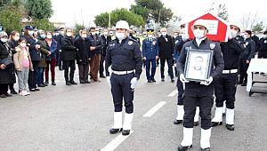 Şehit Polis Törenle Ebediyete Uğurlandı
