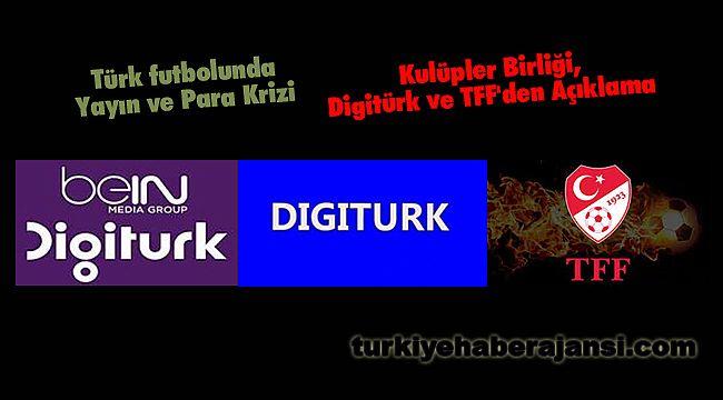 Türk futbolunda Yayın ve Para Krizi