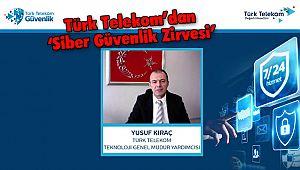 Türk Telekom'dan'Siber Güvenlik Zirvesi'