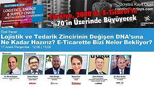 Türkiye, 2020'de E-Ticaret'te %70'in Üzerinde Büyüyecek