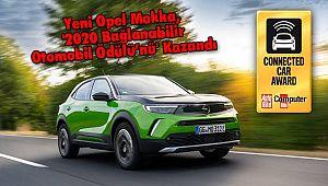 Yeni Opel Mokka, '2020 Bağlanabilir Otomobil Ödülü'nü' Kazandı