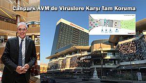 Canpark AVM'de Virüslere Karşı Tam Koruma