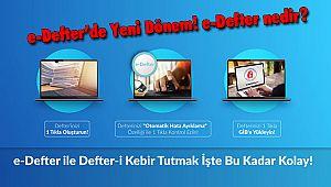 e-Defter'de Yeni Dönem! e-Defter nedir?