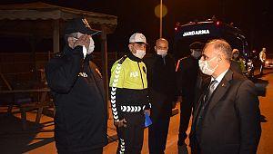 EGM Aktaş, polislerin yeni yılını tebrik etti