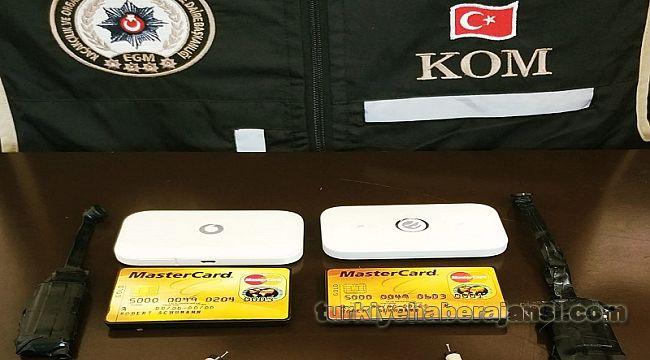 Ehliyet Sınavında Kopya Teşebbüsünde bulunan 2 Şahıs Yakalandı