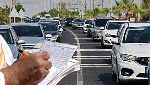 Fahri Trafik Müfettişi, kendisi gibi Müfettişe CEZA Yazdı