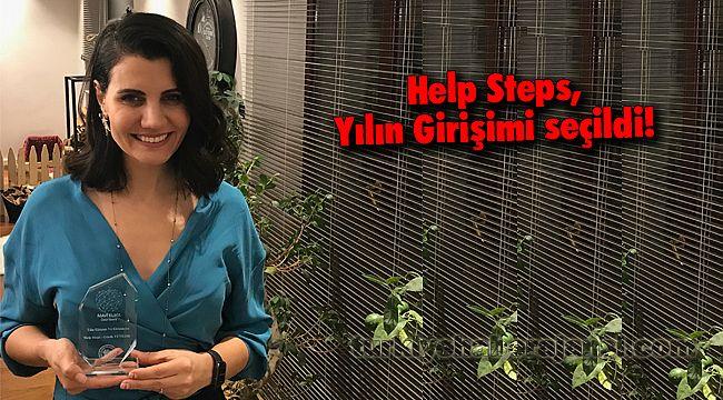 Help Steps, Yılın Girişimi seçildi!