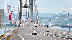 Köprü geçiş ücretlerine yüzde 26 ZAM