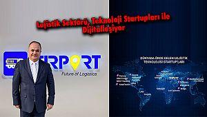 Lojistik Sektörü, Teknoloji Startupları İle Dijitalleşiyor