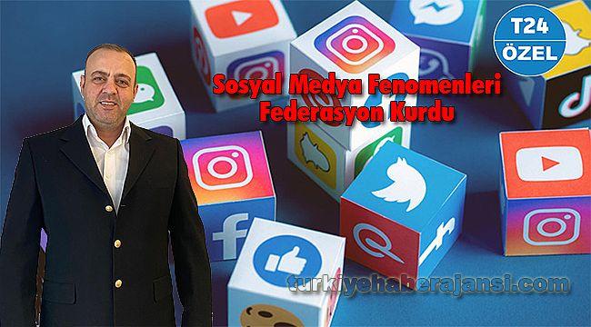 Sosyal Medya Fenomenleri Federasyon Kurdu