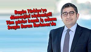 Tüm gözler kaçak iş adamı Sezgin Baran Korkmaz'da