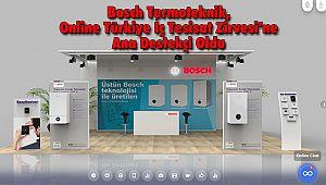 Bosch Termoteknik, Online Türkiye İç Tesisat Zirvesi'ne Ana Destekçi Oldu