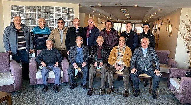 Emekli Emniyet Müdürleri SOHBET Toplantısında Buluştu