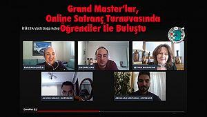 Grand Master'lar, Online Satranç Turnuvasında Öğrenciler İle Buluştu