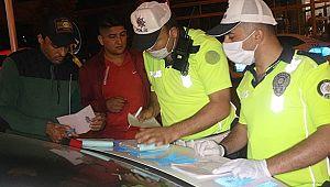 İstanbul'da 184 araç sürücüsüne MAKAS atmaktan CEZA
