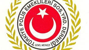 Polis Emeklileri Derneği Üyelerine Aidat Duyurusu