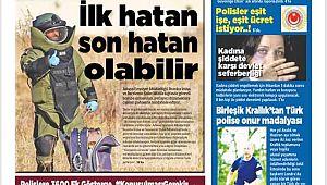 Polis Medya Gazetesi Şubat Sayısı Beğenildi.