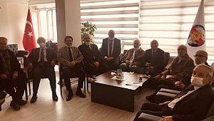 TEMÜD-DER Başkanı İsmail Çalışkan'a TEŞEKKÜR..