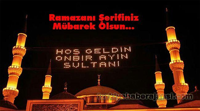 11 Ayın Sultanı Ramazan Geldi