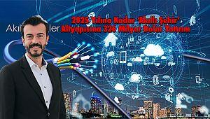 2025 Yılına Kadar 'Akıllı Şehir' Altyapısına 326 Milyar Dolar Yatırım