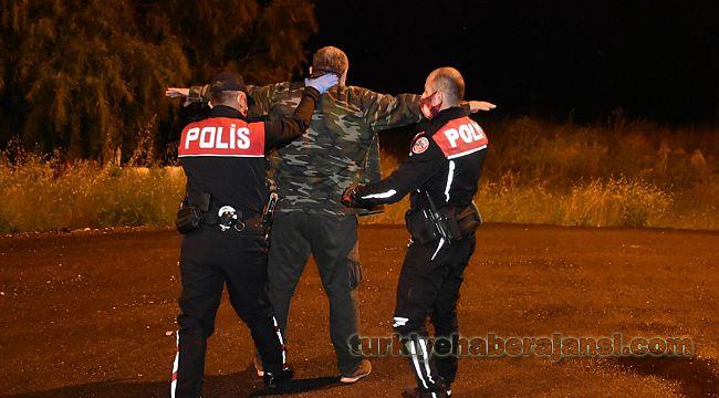 Antalya'da operasyonla aranan 53 kişi yakalandı