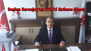 Başkan Karaağaç'tan 176.Yıl Kutlama Mesajı