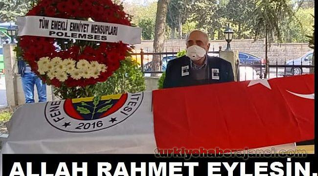 Başkomiser Cevdet Şentürk'ün ACI GÜNÜ