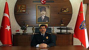 Çankırı Emniyet Müdürü Aksoy'dan 176.Yıl Mesajı