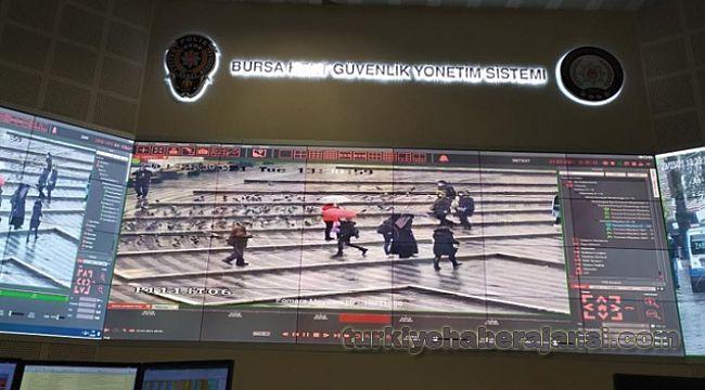 Dikkat, MOBESE Kameraları İşbaşında..!