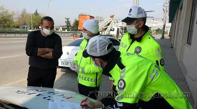 İstanbul'da 116 araç sürücüsüne DRİFT yapmaktan 6700'er lira CEZA