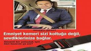 Polis,3 bin 408sürücü ile yolcuya kemer kullanmadığından CEZA yazdı