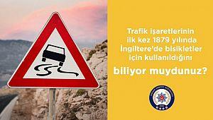Trafik İşaretleri ilk Kez Nerede Kullanıldı