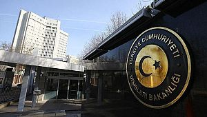 Türkiye'den Biden'ın Skandal İfadesine Art Arda Tepkiler