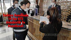 Türkiye genelinde 14 bin 872günübirlik ev denetlendi
